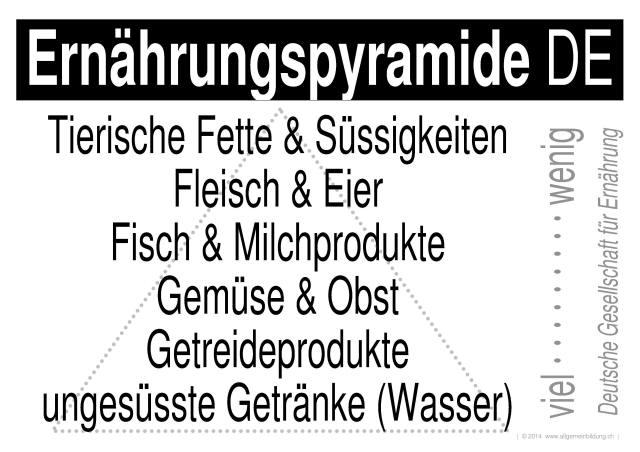 biologie lernplakate wissensposter ern hrungspyramide deutschland 8500 bungen. Black Bedroom Furniture Sets. Home Design Ideas