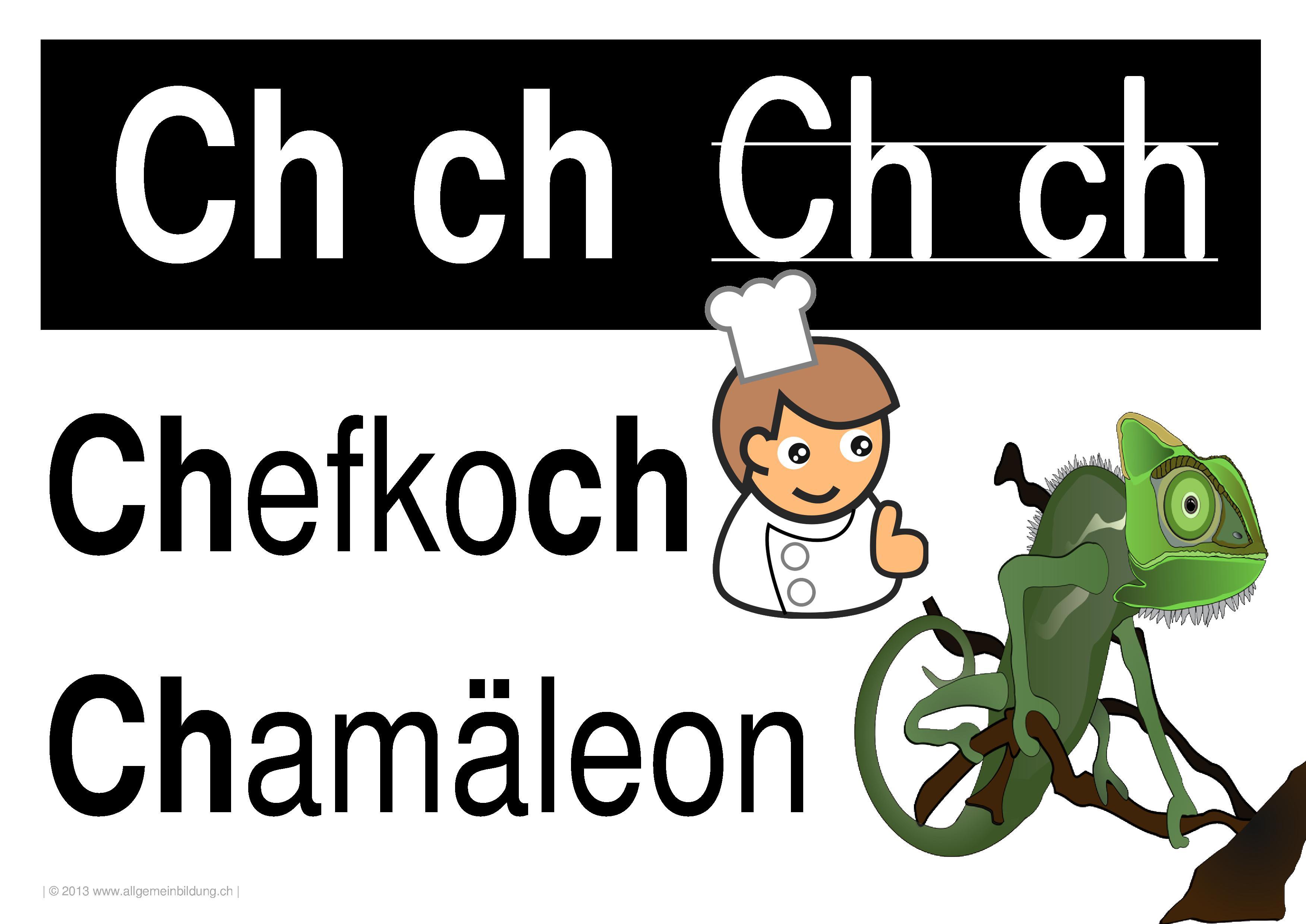 Deutsch : LernPlakate Wissensposter Alphabet ABC ...
