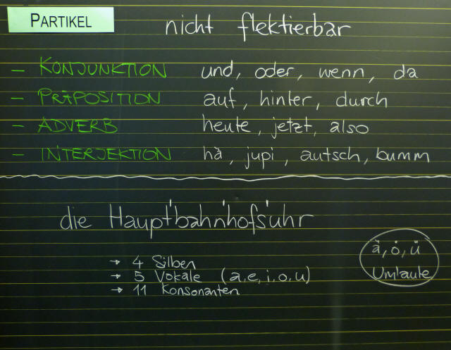 Deutsch | Tafelbilder Wortarten Stellwerk-Check-Training | 4000 ...