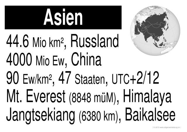 geografie lernplakate wissensposter kontinent asien 8500 bungen arbeitsbl tter r tsel. Black Bedroom Furniture Sets. Home Design Ideas