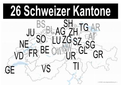 geografie lernplakate wissensposter schweizer kantone kontinente erdteile 8500 bungen. Black Bedroom Furniture Sets. Home Design Ideas