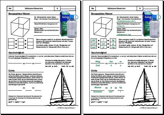 mathematik geometrie arbeitsblatt geschwindigkeit. Black Bedroom Furniture Sets. Home Design Ideas