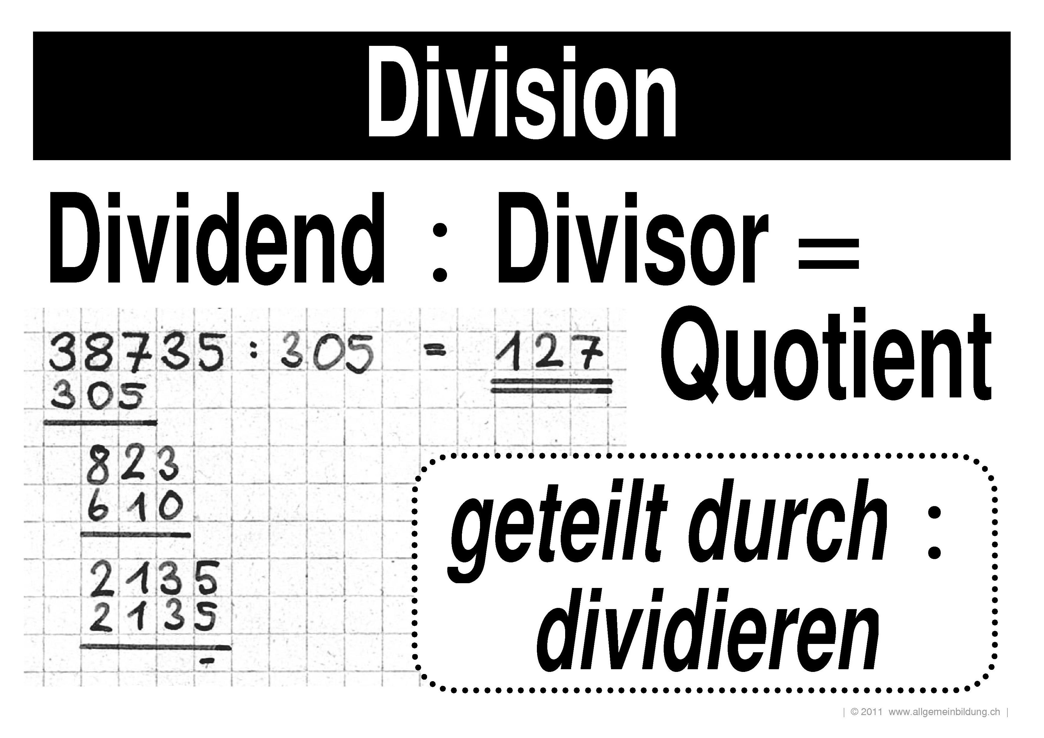 mathematik geometrie lernplakate wissensposter division 8500 bungen arbeitsbl tter. Black Bedroom Furniture Sets. Home Design Ideas