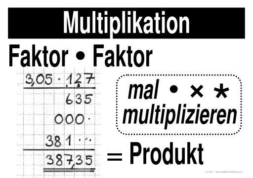 Arbeitsblätter Mathematik Multiplikation : Mathematik geometrie lernplakate wissensposter
