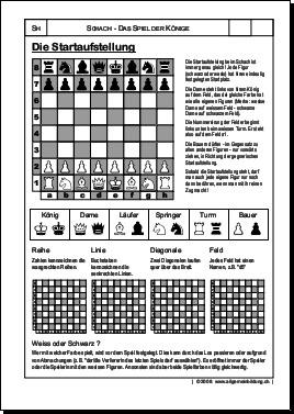 start spiele schach
