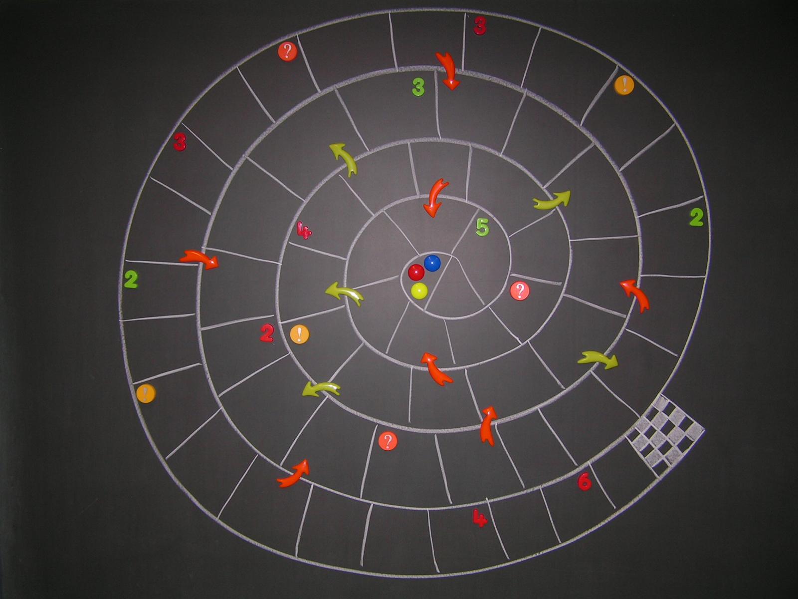 Spiel Schnecke