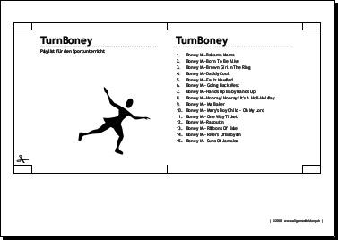 Sport & Spiel | Playlist Boney für den Turnunterricht | 8500 Übungen ...