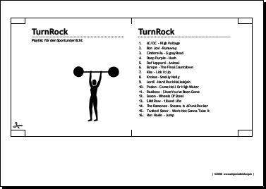Sport & Spiel | Playlist Rock für den Turnunterricht | 8500 Übungen ...