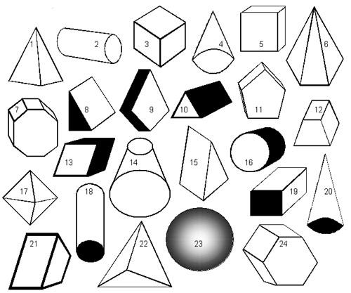 Mathematik | Geometrische Körper : 07a | lernen & üben | Online ...