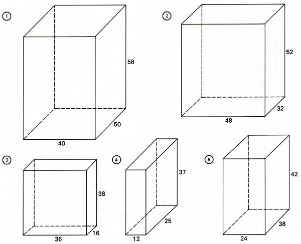 mathematik quader volumen 03e lernen ben. Black Bedroom Furniture Sets. Home Design Ideas