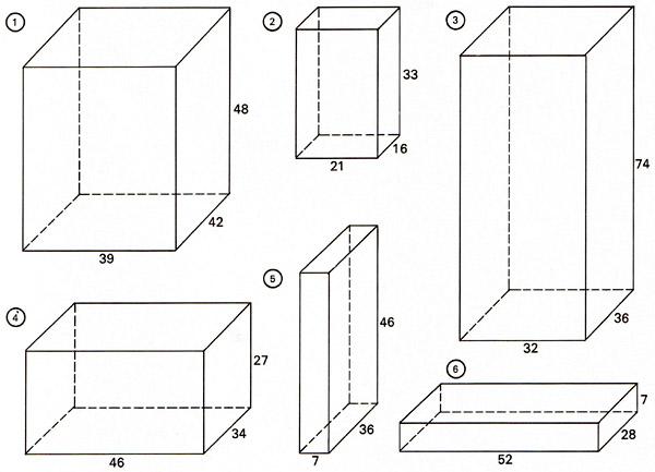 mathematik quader volumen 04e lernen ben. Black Bedroom Furniture Sets. Home Design Ideas