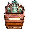 the organ | l' [m.] orgue