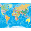 the world map | la carte mondiale